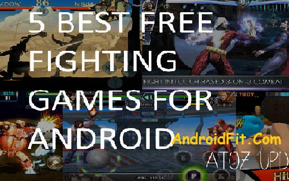5 Best Free Fighting Games for Android 2017 1