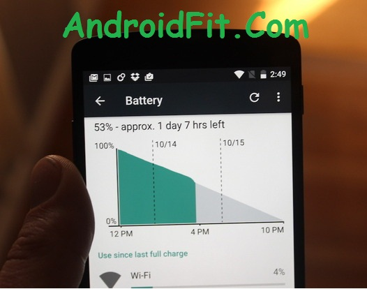 How to turn off doze mode for specific apps in Android Marshmallow 7