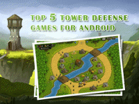 5 Best Free Tower Defense (TD) Games for Android 2