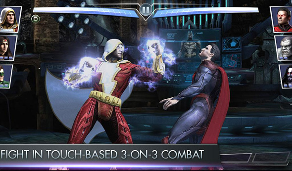injustice gods among us | 5 Best Free Fighting Games for Android 2017