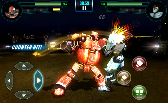 real steel world robot boxing| 5 Best Free Fighting Games for Android 2017