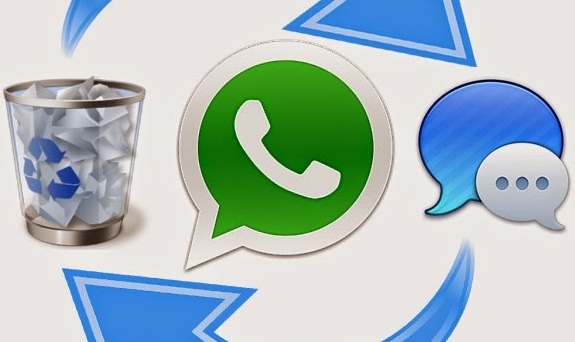 How to Recover Deleted whatsapp messages 1
