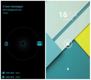 DynamicNotifications is a zero-flab lock screen with some nifty features.