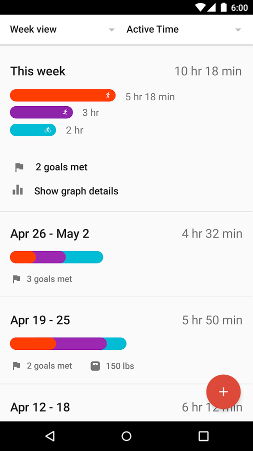 Google-Fit-Fitness-Tracking