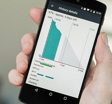 Even with no Wi-Fi, Marshmallow has a battery consumption problem. - ApkFact.Com