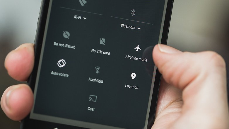 You might be surprised how to toggle Airplane mode can solve. - androidFit.Com