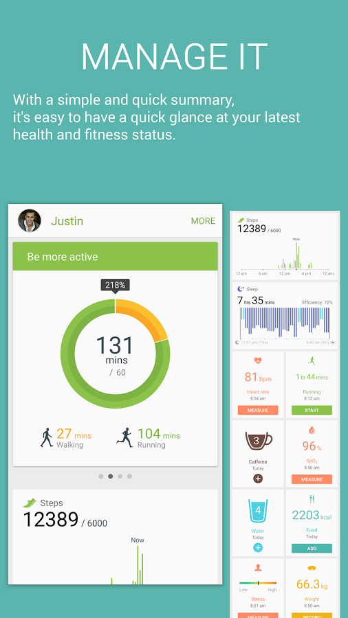 S-Health-Fitness-Diet-Tracker