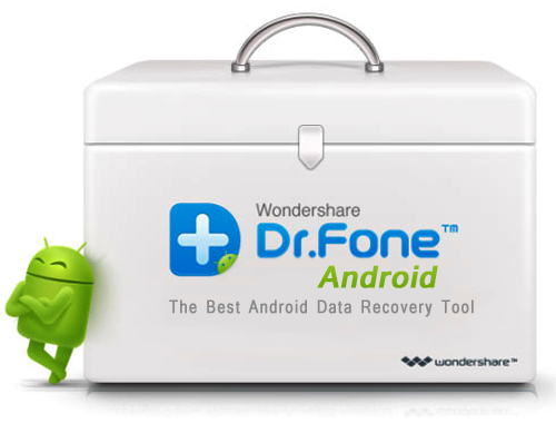 Recover Any Lost or Deleted Android Files with Wondershare Dr. Fone 3