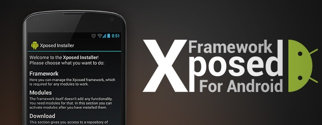 Now Xposed framework also supports Android 6.0 Marshmallow 3