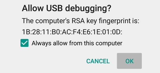 How to Enable Developer Options n USB Debugging Mode on Android Phones 7