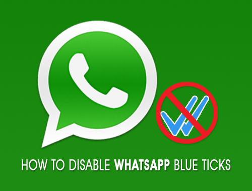 How to Disable WhatsApp Blue Ticks aka Read Receipt on Android 1