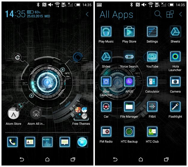 apex-launcher-atom-theme