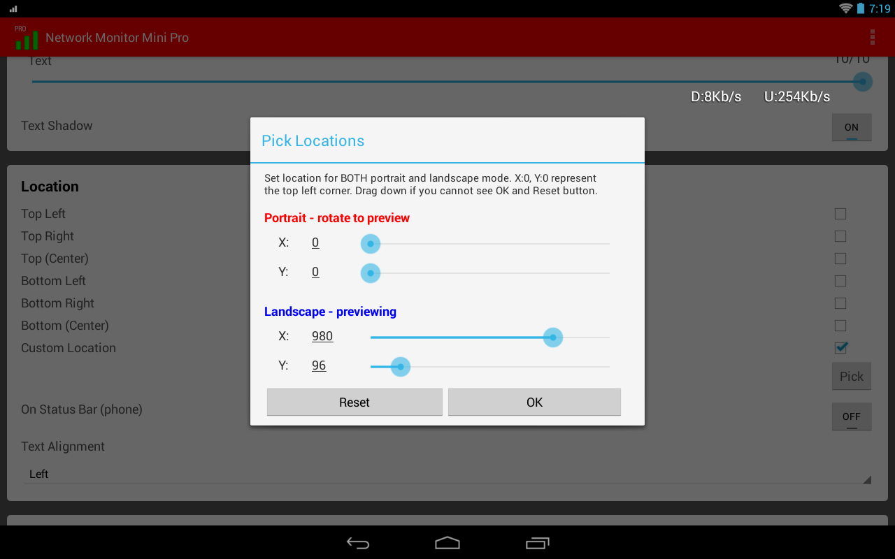 Network Monitor Mini- screenshot