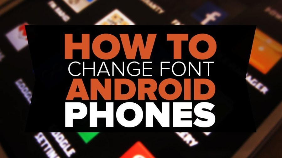 How to Change Fonts Style On Android (With or Without Root) 7