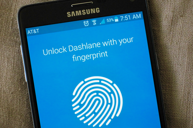 Dashlane - The best password manager App for Android (Dashlane reviews) 6