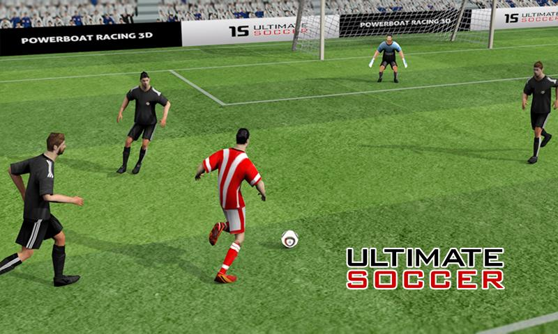 Ultimate Soccer - Football- screenshot