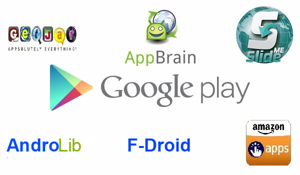 Top 10 Best Alternatives To Google Play Store for Download apps and games 11