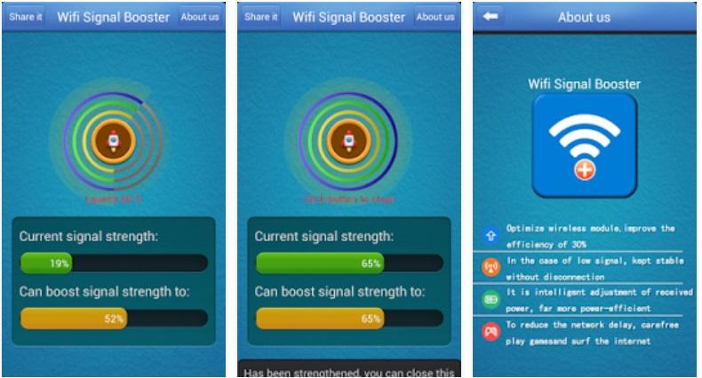 wifi signal booster app