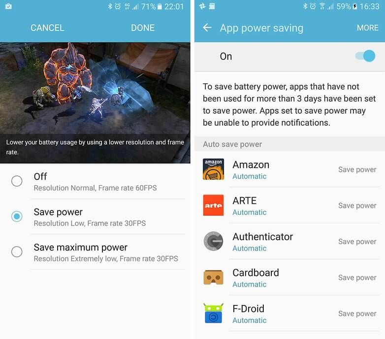 galaxy_s7_save_power - Samsung Galaxy S7 Review