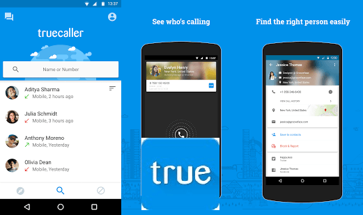 Download Truecaller App and See who is calling 5