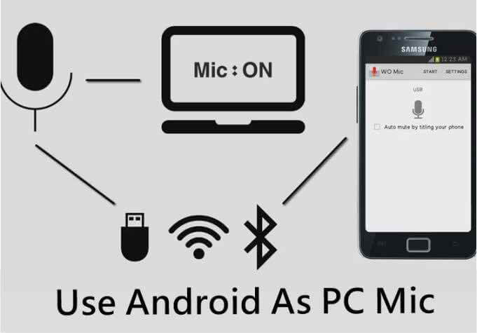 How To Use Your Android Device As a Microphone For Your Computer 4