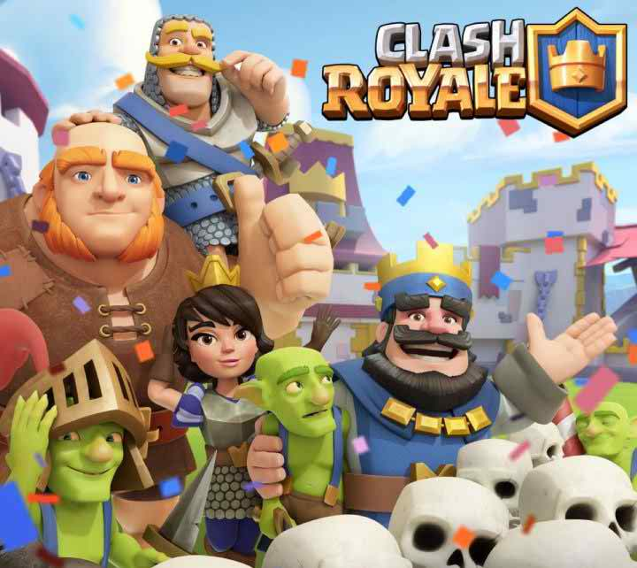 15 Beginner's Tips to Play Clash Royale Game 1