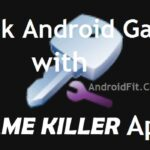 Game killer app to hack android games and apps