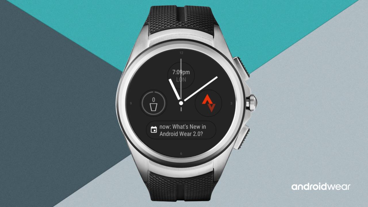 Introducing Android Wear 2.0 Features 2