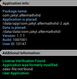 remove license verification from android apps