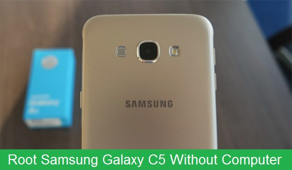 How to Root Samsung Galaxy C5 without PC 7