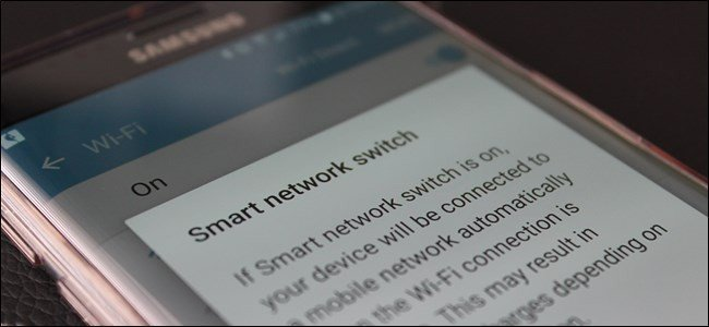 How to Disable Samsung's 'Smart Network Switch' to Avoid Too Much Data Usage 6