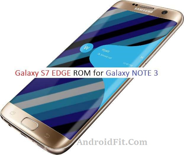 Install Galaxy S7 Edge Marshmallow ROM Port on Galaxy Note 3 SM-N9005 7
