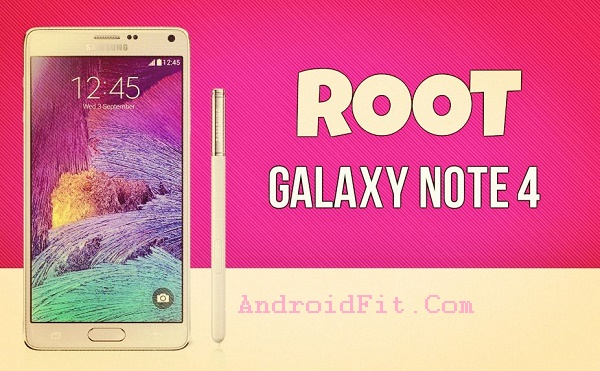How to Root Samsung Galaxy Note 4 SM-N910K 6.0.1 Marshmallow 1