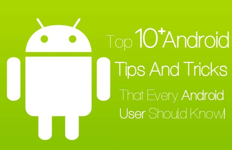 Some useful yet sometimes forgotten android tricks and features 2