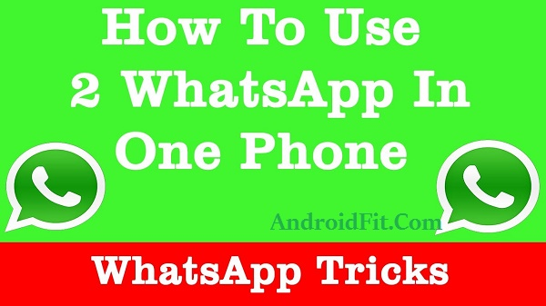 How to Use 2 WhatsApp Accounts on One phone with Disa App 4
