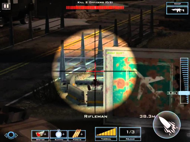 Kill Shot Bravo Tips and Tricks