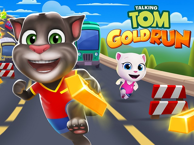 Talking Tom Gold Run Cheats, Tips And Tricks For Beginners 1