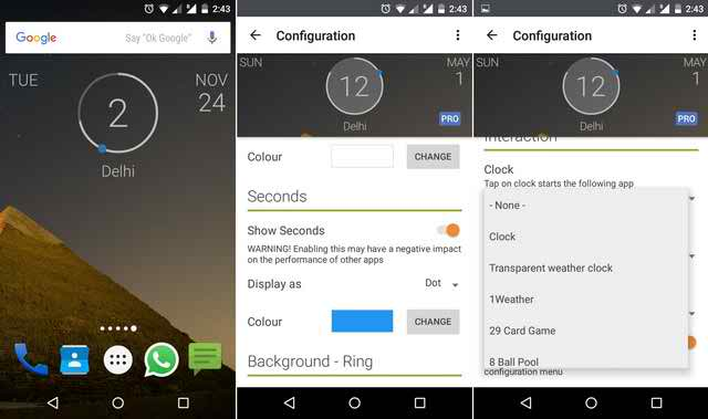 Best Android Clock Widgets 2