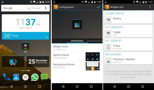 Best All in One Widgets for Android