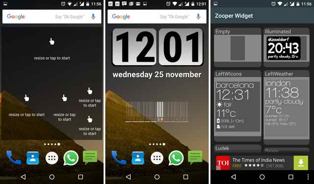20 Best Android Widgets to make Your Phone's HomeScreen more awesome 1