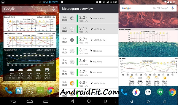 best-android-weather-widgets