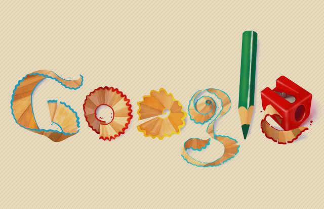 stylish Google Logo