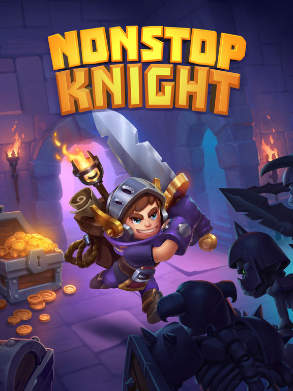 Nonstop Knight Cheats, Hack, Tricks, Tips for Gold Coins, Gems & Amulets 1