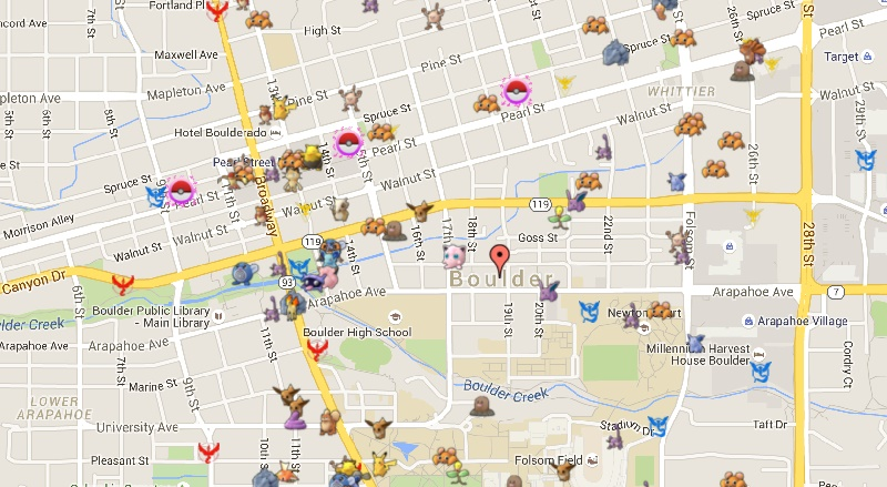 How to Detect Nearby Pokemon's with PokeDetector, PokeVision, PokeMap, PokeRadar 14