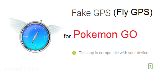Fly GPS APK for Pokemon Go Hack (Fake GPS: Fly GPS 5.0.5 APK) 1