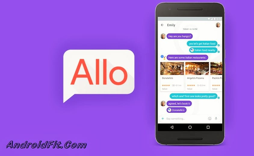 Google Allo APK v9.0.037 - Say hello to Allo (download it here) 9