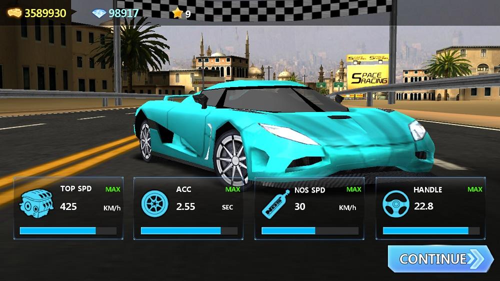 City Racing 3D MoD APK for Unlimited Cash, Diamonds Hack, Cars Unlocked 2