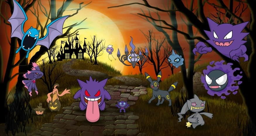 Pokemon Go Halloween Update: Here's What Bonuses Are Coming 3