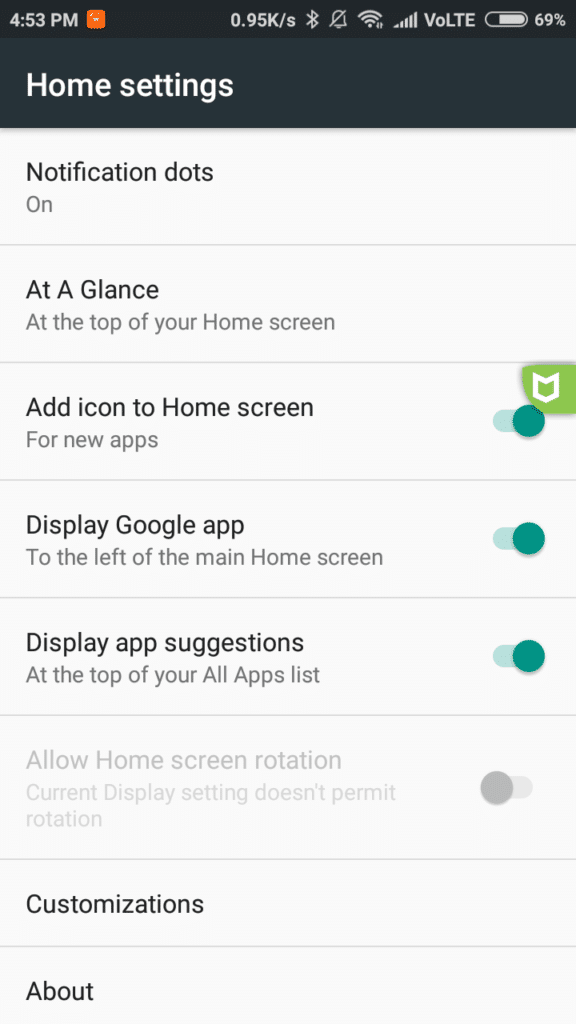 Pixel Launcher APK Download & Get Android P Look on Phone 3