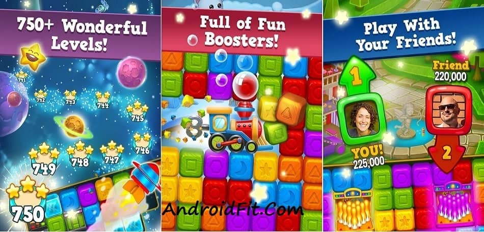 Toy Blast Mod Apk Hack – Unlimited Lives & More 1